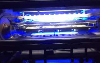 LED UV Offset