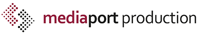 mediaport production Logo