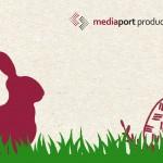 Ostergruß mediaport