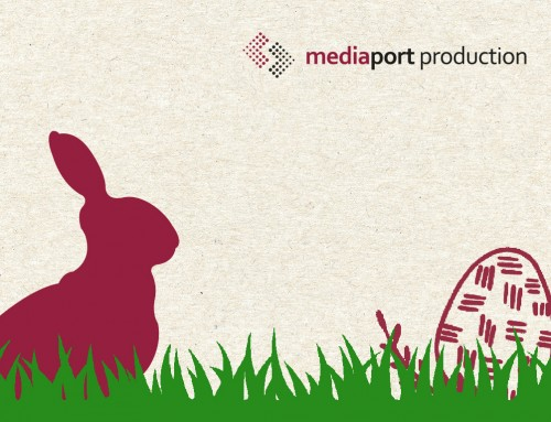 mediaport production wünscht Frohe Ostern