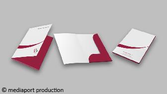 Präsentationsmappe