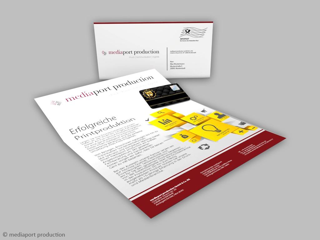 Responsestarke Printprojekte – genau auf Ihre Zielgruppe abgestimmt