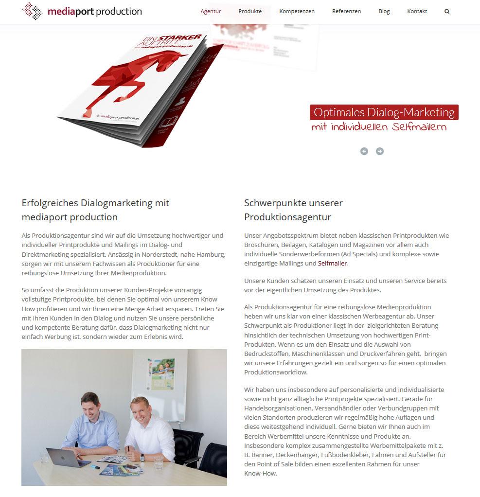 Neue Homepage – frischer Auftritt!