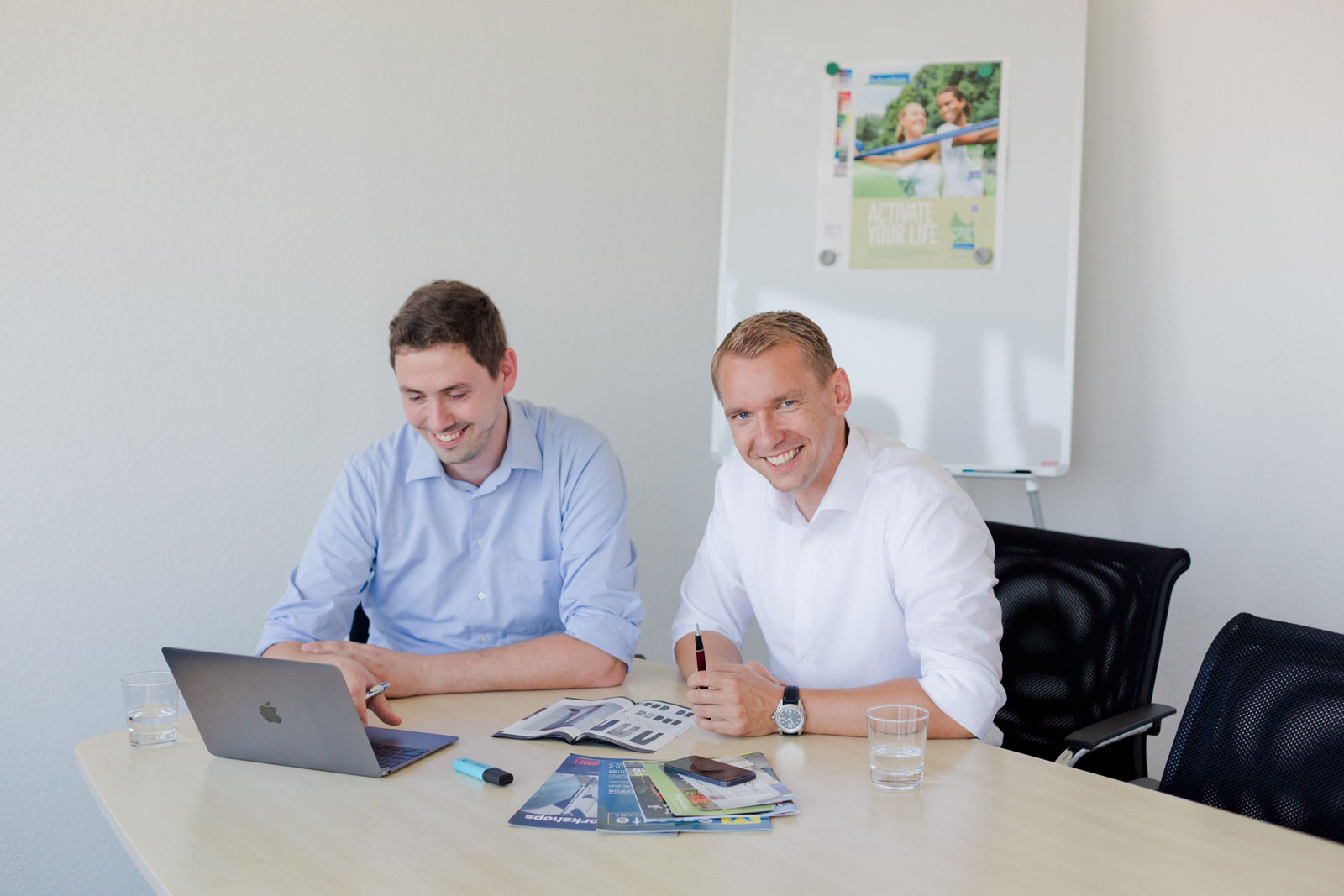 Mediaport Produktion - das Agentur-Team