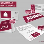 individuelle Printmailings