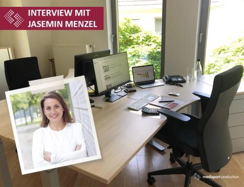 Einblick in den Arbeitsalltag und Interview mit Jasemin