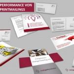 Performance von Printmailings