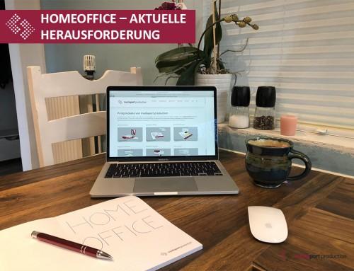 Homeoffice – Chance und Herausforderung